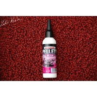 Pellet Activ 100 ml Salt Red Hallibut