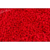 LK Baits Fluoro Pellet Wild Strawberry 1kg, 4mm